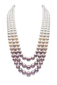rose coloured necklace images The history of pearls one of nature 39 s greatest miracles and its jpg