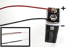 how to make a led tester using 9v battery to check led bulbs