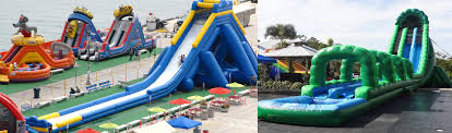 guangzhou barry inflatable slide manufacturer factory wholesale