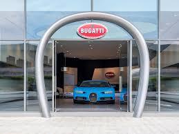 lamborghini showroom building dubai gets world u0027s largest bugatti showroom autodevot