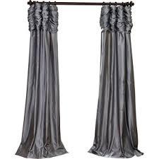 Silk Velvet Curtains Curtains U0026 Drapes Joss U0026 Main