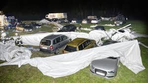 Taxi Bad Aibling Unwetter Verängstige Festivalbesucher Werden Psychologisch