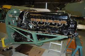 rolls royce merlin engine the magic of spitfire restoration robin j brooks