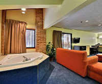 Comfort Inn Indianapolis In Indianapolis Hotels With Jacuzzi Rooms