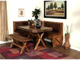 floor seating dining table bench seating dining set kitchen table with corner bench seating