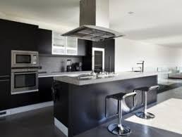 cuisine avec porte fenetre idee cuisine avec ilot central 5 indogate cuisine en l avec ilot