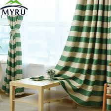 compare prices on green striped curtains online shopping buy low