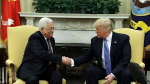 bureau president americain le président palestinien ne recevra pas le vice président américain