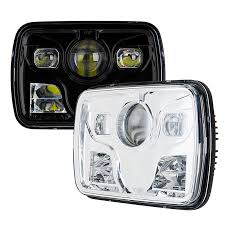 rectangular h6054 led projector headlights led headlights