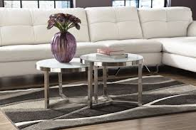 Glass Modern Coffee Table Sets Glass Nesting Coffee Table Bed And Shower Contemporary Nesting