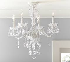 Candle Chandelier Pottery Barn Chandelier Astounding Girls Room Chandelier Breathtaking Girls