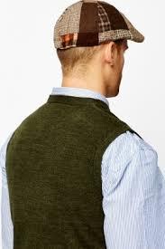 Patchwork Cap - patchwork hat just 癸5