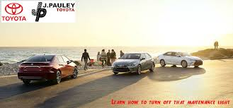 how to turn maintenance light on toyota camry 2009 the maintenance light on a toyota corolla