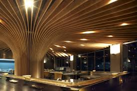 Pizza Restaurant Interior Design Ideas Tree Restaurant Design By Koichi Takada Architects Architecture