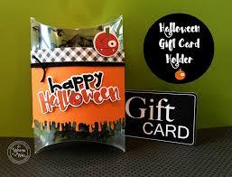 kits halloween gift card holder party favors teacher