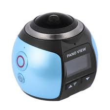 andoer v1 360 degree panorama wifi 2448p 30fps 16m action sales