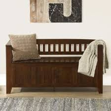 Otterville Wood Storage Entryway Benchindoor Wooden Bench Diy by Entry Bench Wayfair Our First Home Pinterest Entry Bench