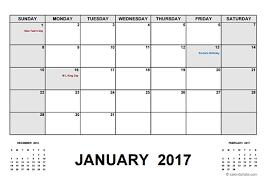 free 2017 pdf calendar templates download u0026 print 2017 calendar pdf