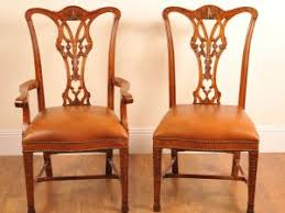 sedie chippendale chippendale sedie canonburyantiques s