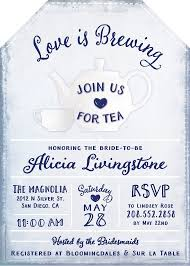 tea party bridal shower invitations best 25 bridal tea invitations ideas on tea party