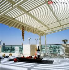open louvered roof system in the caribbean backyard pinterest