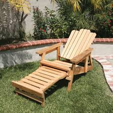 Red Cedar Outdoor Furniture by Cedar Delite Western Red Cedar Adirondack Chair Adj Back 2 In Chairs