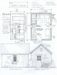 cabin style house plan 1 beds 100 baths 600 sqft plan 21108 1 room