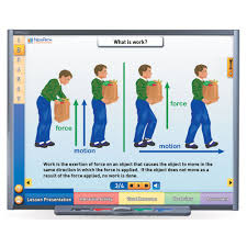 physical science multimedia lessons for interactive whiteboards