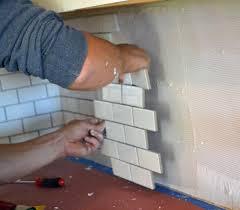 easy to install kitchen backsplash backsplash ideas how to install backsplash easily how to install