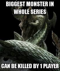 Monster Hunter Memes - monster hunter memes monsterhunter memes instagram photos and
