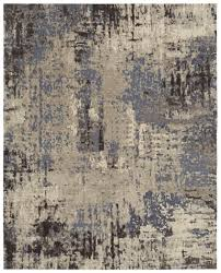 Modern Rugs by This Contemporary Rug Is Hand Knotted In Nepal From The Highest