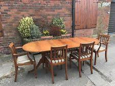 Yew Dining Table And Chairs Yew Dining Tables Sets Ebay