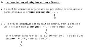 les halogenes cours de physique chimie les familles des composés organiques
