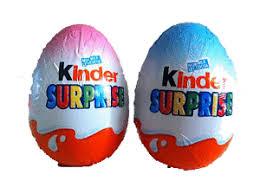 kinder suprise egg kinder eggs pink blue 48 in a pack kids