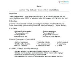 top resumes examples college student resume example business and marketing