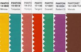 Pantones Color Of The Year Marsala Is Pantone U0027s Color Of 2015 Wsj