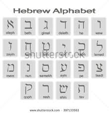 hebrew alphabet stock images royalty free images u0026 vectors