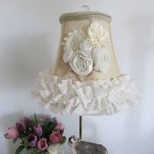 shabby chic ruffle chair cover white from modaragehome on etsy