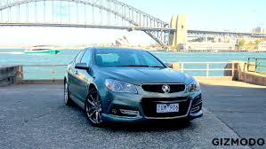 holden vf commodore ssv redline tech review brawn meets some