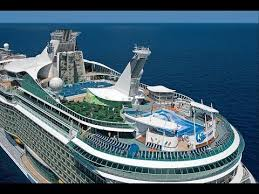 cruise ship the world world s largest cruise liner independence of the seas full