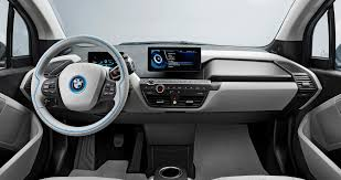 bmw inside bmw i3 black