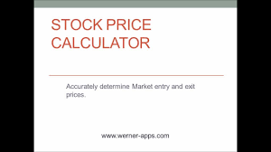 android stock price stock price calculator for android