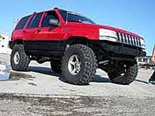 93 jeep lift kit jeep grand lift kit suspensions commander