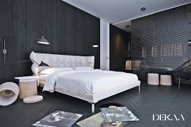 Black White Bedroom Decor Nice Images Of Opaque Grey Partition Black White Bedroom Jpg