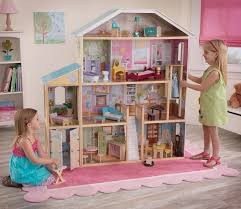 Pink Rug For Nursery Decorating Wonderful Kidkraft Majestic Mansion Dollhouse 65252