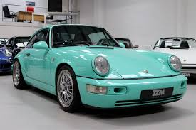 teal porsche used porsche 911 964 cars for sale with pistonheads