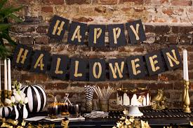 halloween garlands 20 festive halloween garlands you can buy and diy brit co