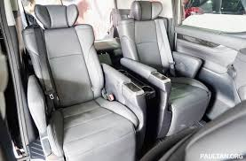 toyota outlet toyota alphard and vellfire u2013 malaysian spec cars previewed at