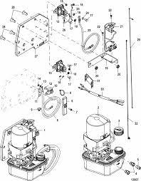 mercury mariner racing 300xs 3 2l dfi trim pump u0026 mounting