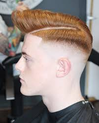 pompadour haircuts pompadour haircuts and short hair